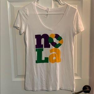NOLA Mardi Gras T-Shirt